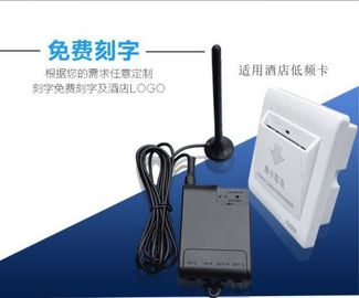 0~90%RH Smart Card Switch Extended Products 86*86*60 Mm Storage -20 ~ 70 ° C Easy Installation