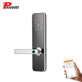 5 Star Magnetic Keypad Entry Door Lock Mechanical Key Free Software Password