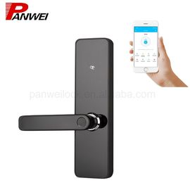 China Bluetooth TT APP Lock Fingerprint Digital Passcode Lock Low Noise supplier