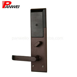 Electronic Card Sensor Door Lock / Keyless Swipe Card Door Entry Systems