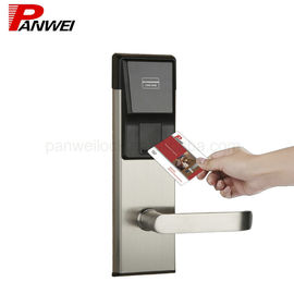 Modern Fashion Mifare Card Door Lock For Home Corrosion Resistance